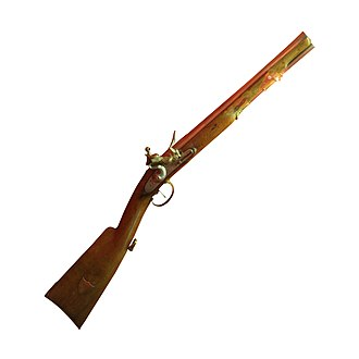 Carbine - Carbine model 1793, used by the French Army during the French Revolutionary Wars.