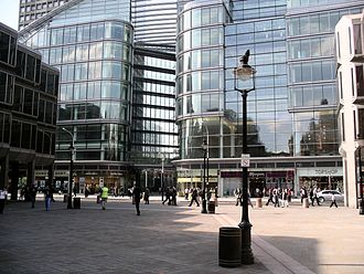 Victoria, London - Cardinal Place development