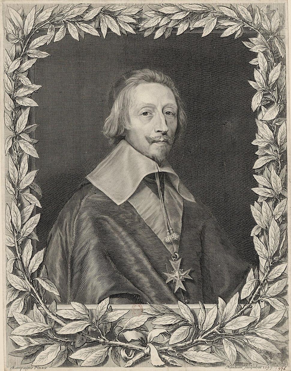 Cardinal Richelieu by Robert Nanteuil 1657.jpeg
