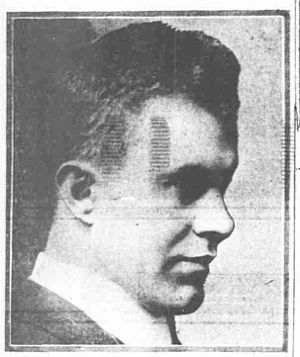 Carey Orr -  Orr circa 1918