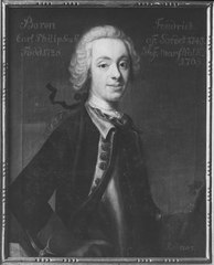 Carl Filip Sack, 1726-97
