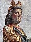 Carl II de Suecia del siglo XV por Bernt Notke 1982 .jpg