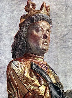 Carl II of Sweden 15th century by Bernt Notke 1982.jpg