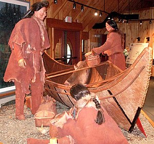 Beothuk - The Beothuk tribe of Newfoundland is extinct as a cultural group. It is represented in museum, historical and archaeological records.