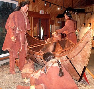 Newfoundland and Labrador - The Beothuk tribe of Newfoundland is extinct but represented in museum, historical and archeological records.