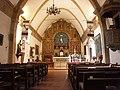 Carmel Mission - Altar.JPG