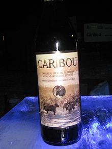 Caribou (boisson) — Wikipédia