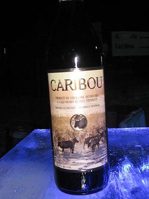 Caribou (drink) - Caribou