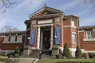 Juniata College - Carnegie Hall