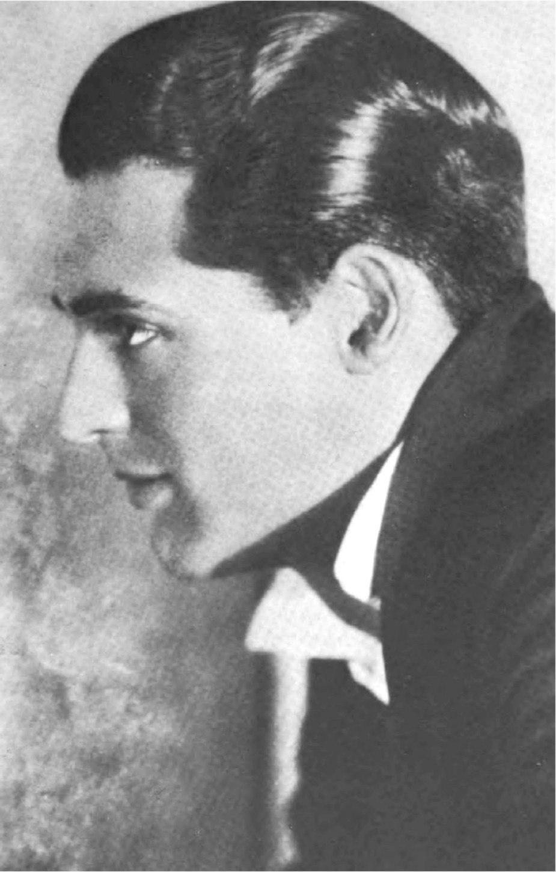 Cary Grant circa 1930