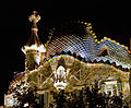 Casa Batllo Roof at Night 2 (5839340157).jpg