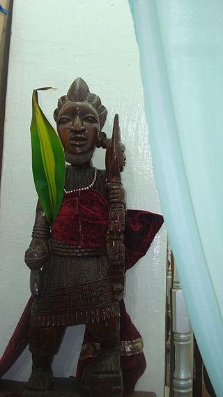 5e7ae4989e Jornal Orgulho Afro - Xangô (orixá do Candomblé) - JornalExpress ...