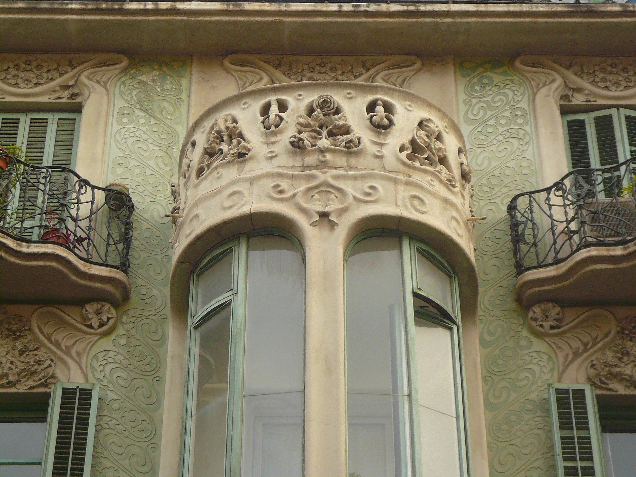 Casa Elisa Bremon d'Espina - tribuna