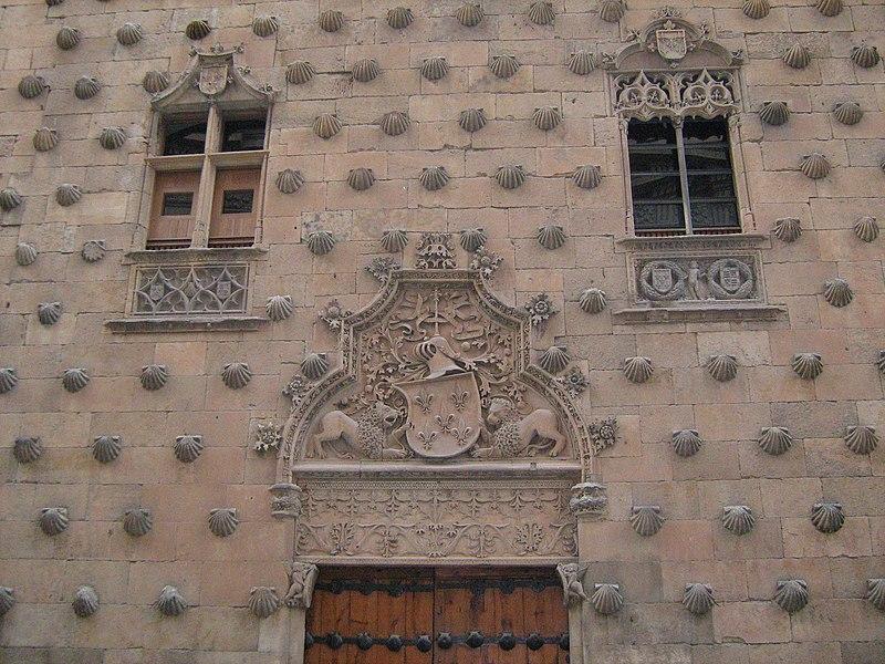 Archivo:Casa das Conchas (pormenor da fachada).JPG