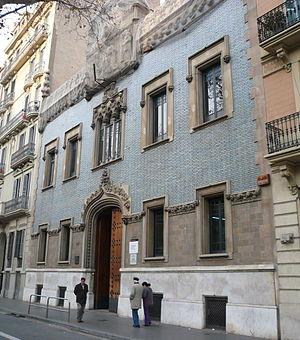 Antoni de Falguera - Image: Casa de lactància