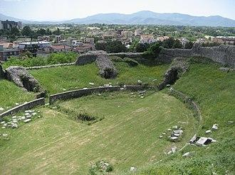 Casinum - Casinum Amphitheatre