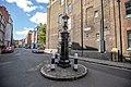 Cast Iron Pump And 3 Bollards Opposite Brownlow Street.jpg