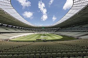 Fortaleza Esporte Clube - Estádio Castelão (Fortaleza,Brazil)