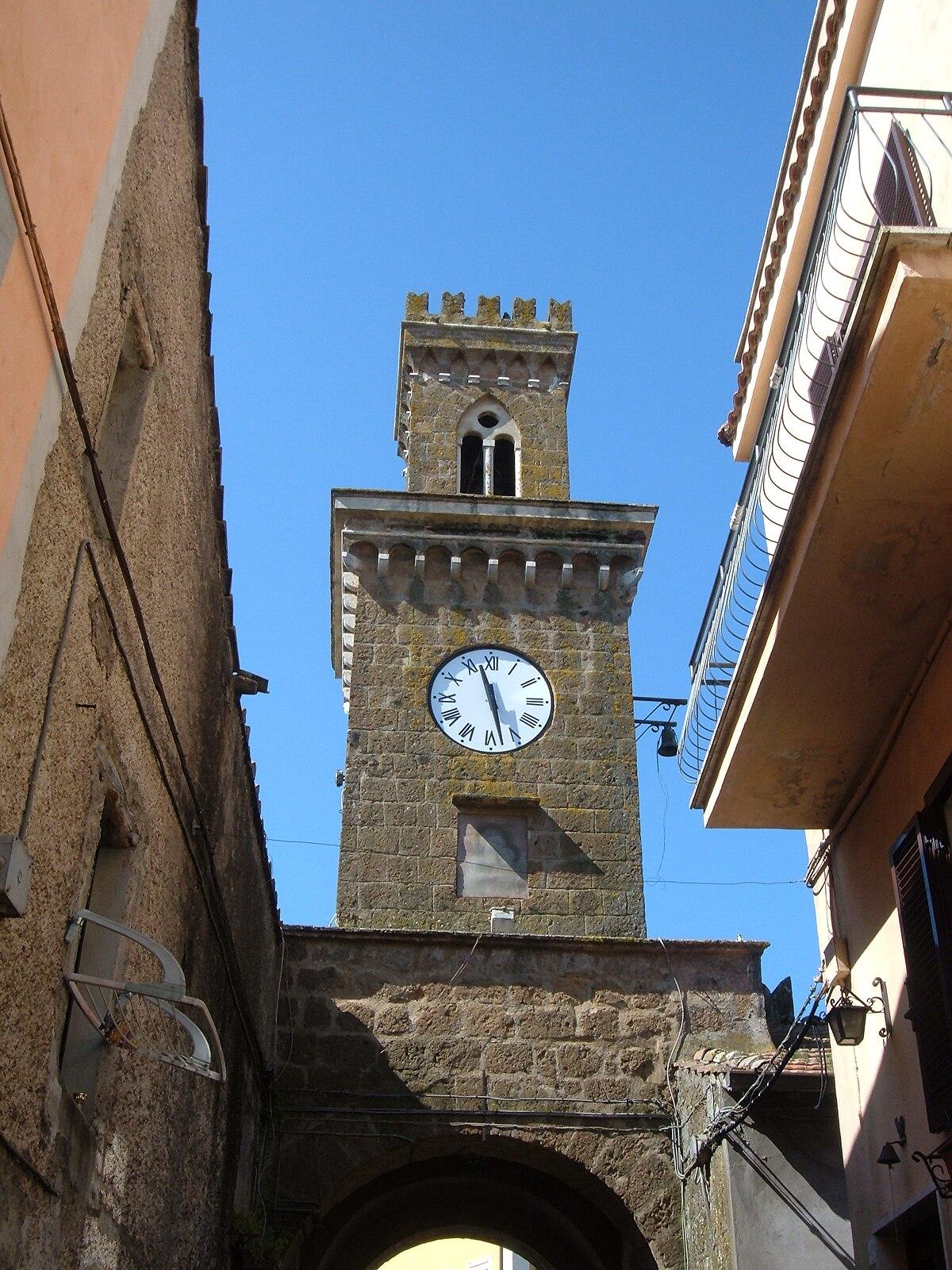 Castel Sant Elia Italia.Castel Sant Elia Wikidata