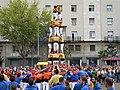Castellers de Badalona - Onze de Setembre, Badalona i Meridiana - 21159268920.jpg