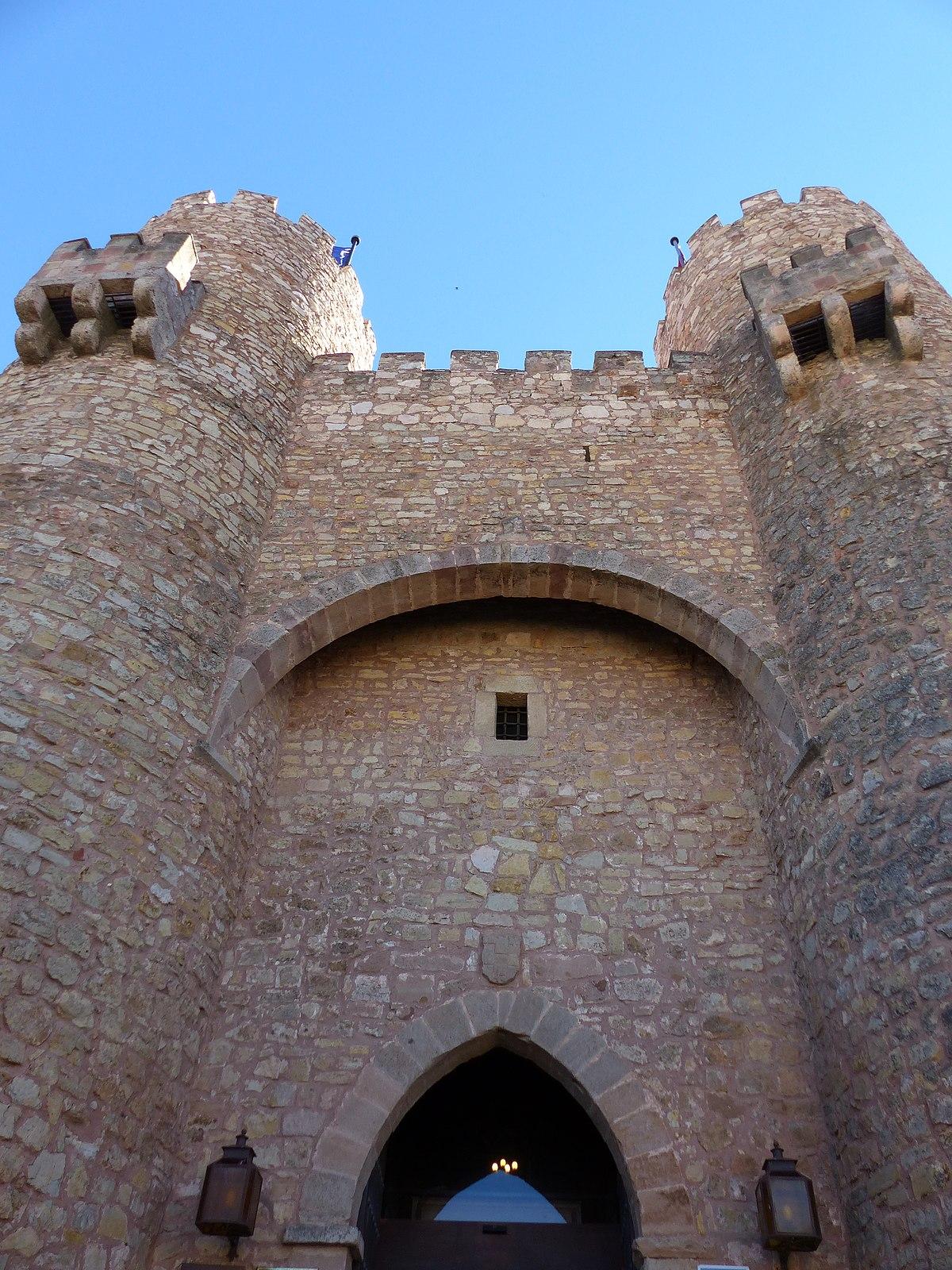 File Castillo De Sig U00fcenza Guadalajara Espa U00f1a 2016 04