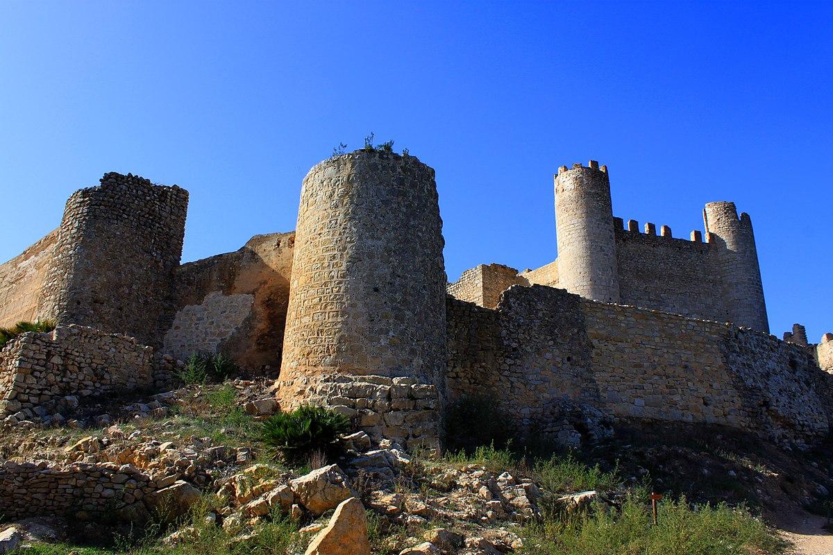 Castillo de chivert wikipedia la enciclopedia libre - Castillo de azay le rideau ...