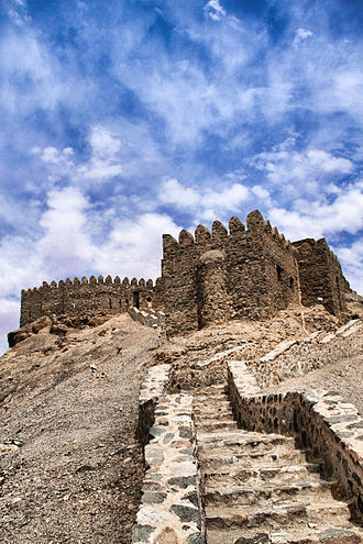 Taba, Egypt - Image: Castle Taba