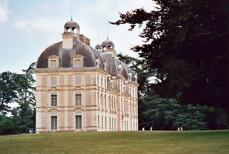 Fichier:Castle of Cheverny 02.jpg