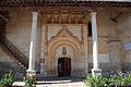 Castrejón de la Peña Church of Saint Agatha 003 Porche.jpg