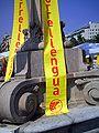 Catalonia PancartaDelCorrellengua.JPG