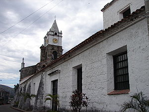 Roman Catholic Diocese of Líbano–Honda - Co-cathedral of Our Lady of the Rosary