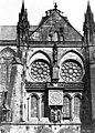 Cathédrale Notre-Dame - Transept sud - Partie supérieure - Strasbourg - Médiathèque de l'architecture et du patrimoine - APMH00007653.jpg