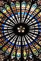 Cathédrale de Strasbourg, intérieur, rosace, détail.jpg
