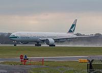 B-KPY - B77W - Cathay Pacific