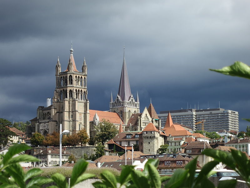 File:Cathedrale Lausanne.jpg