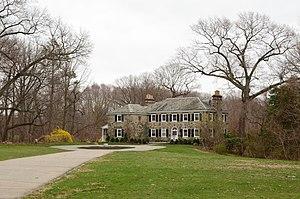 Caumsett State Historic Park Preserve - Image: Caumsett SP Winter Cottage