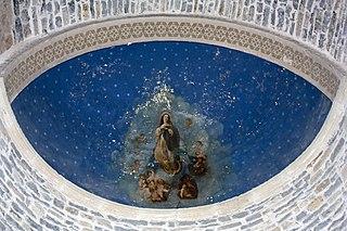 Virgin Assumption in Caveirac