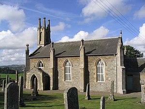 Cavers, Scottish Borders - Cavers Church