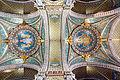 Ceiling of the Basilique Notre-Dame de Fourvière - Lyon, France - 3 July 2014.jpg