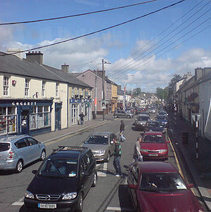 Celbridge - Celbridge Main Street