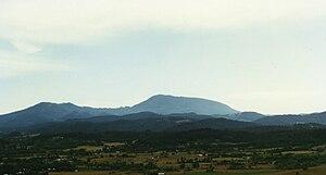 Central Oregon Coast Range - Image: Central Oregon Coast Range