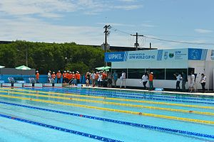 Deodoro Aquatics Centre - Deodoro Aquatics Centre