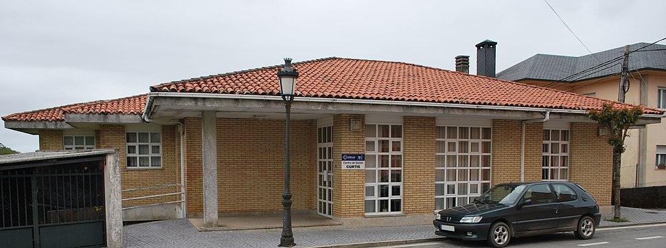 Centro de saúde.
