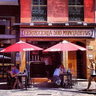 Cervecería 100 Montaditos - Shop in Sevilla