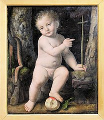 L'Enfant Jésus, sauveur du monde
