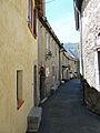 Châteauneuf-d'Entraunes - Rue du village -1.JPG