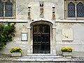 Chamant (60) portail de l'église Notre-Dame.jpg