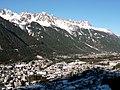 Chamonix-Mont-Blanc, France. Шамони-Мон-Блан, Франция - panoramio.jpg