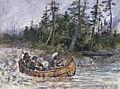 Champlain en canot 1603.jpg