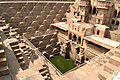 Chand Baori (Step-well) at Abhaneri.JPG